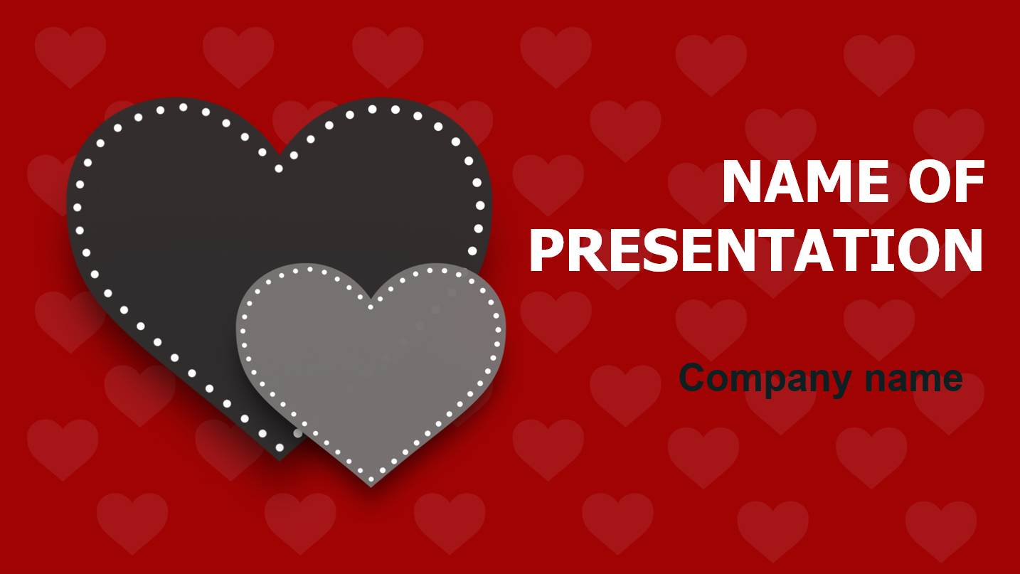 Powerpoint Presentation Templates Free Download Love