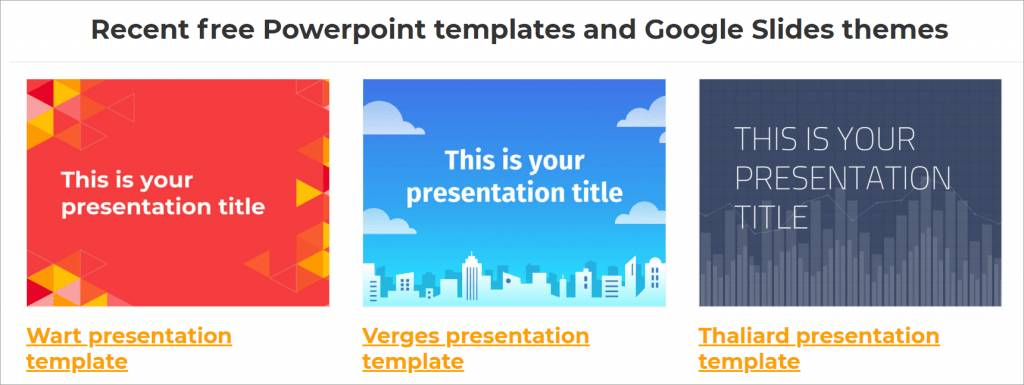 Powerpoint Presentation Templates Free Download Mac