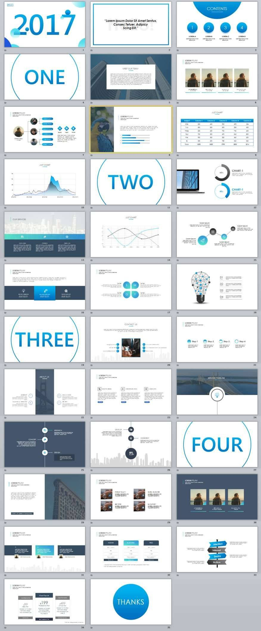 Powerpoint Slide Templates Professional