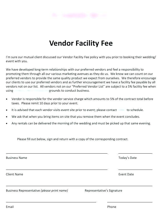 Preferred Supplier Contract Template