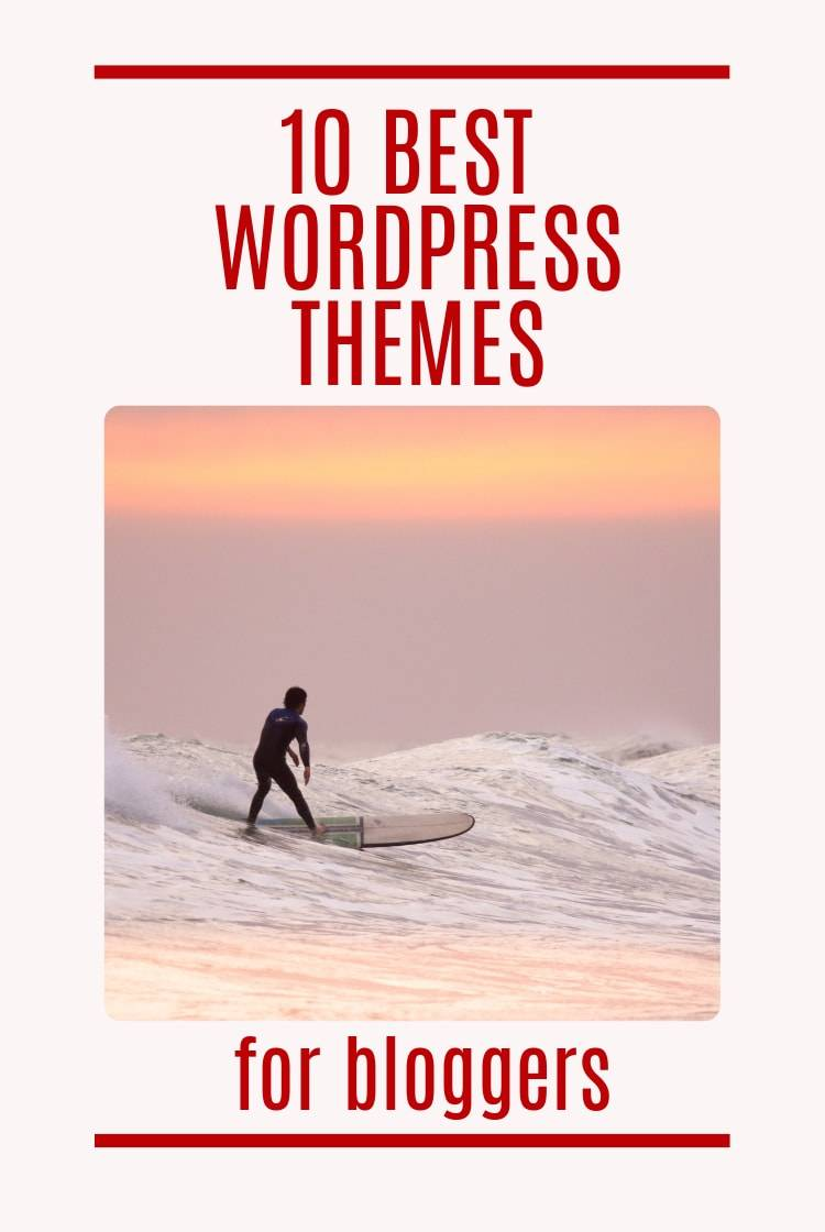 Premium WordPress Themes For Bloggers