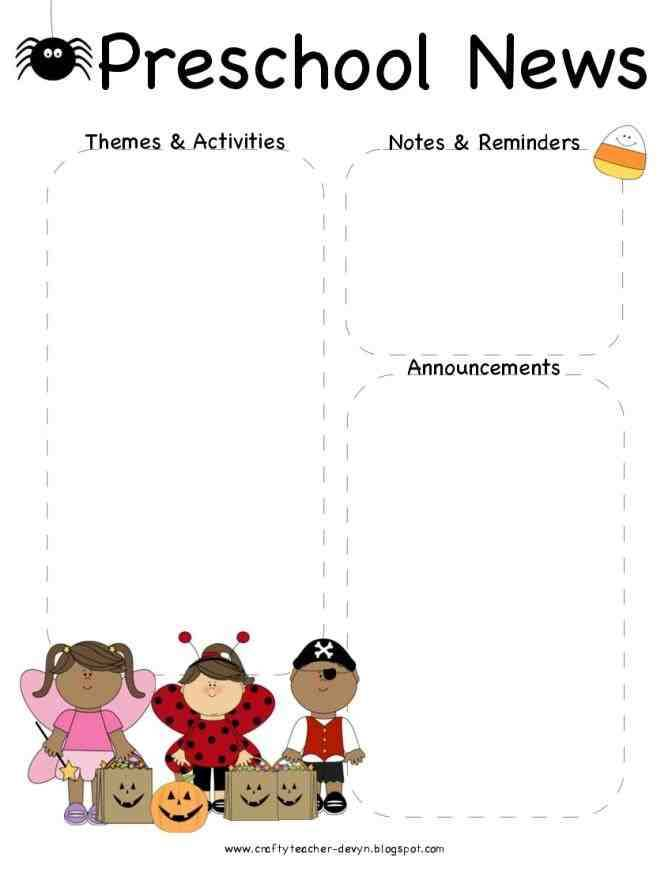 Preschool Graduation Ticket Template