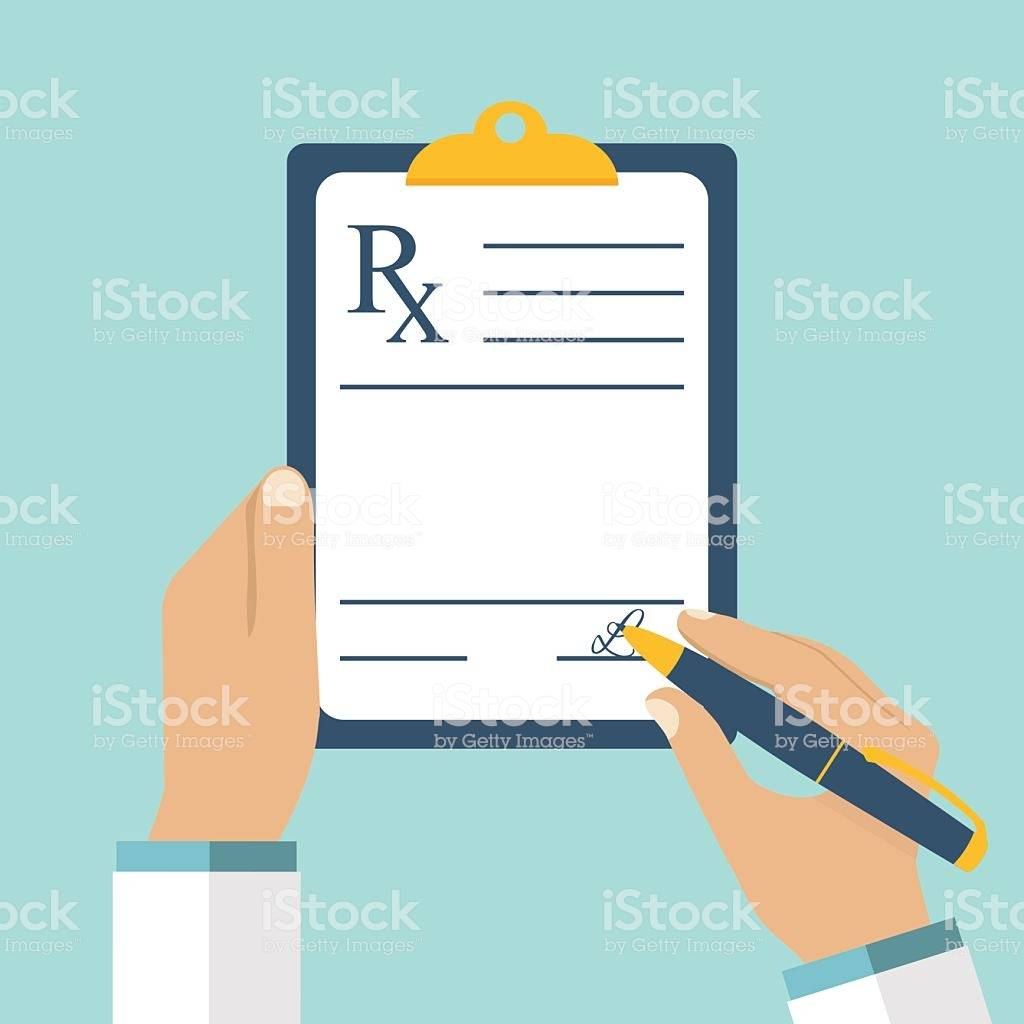 Prescription Pad Template Download