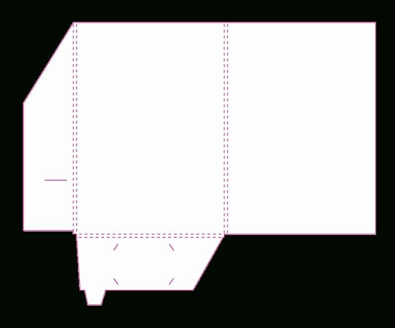 Presentation Folder Template A4