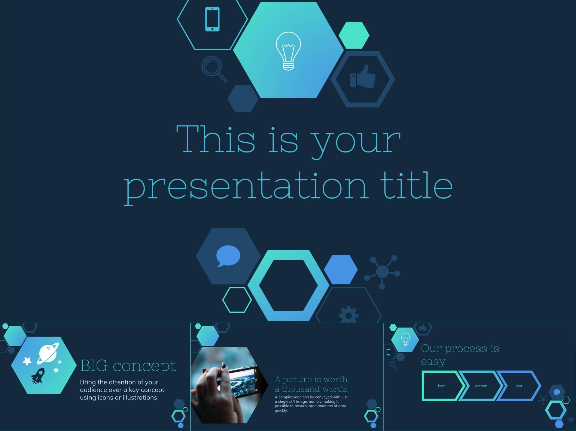 Presentation Slides Theme