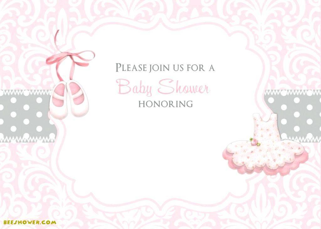 Princess Baby Shower Invitation Templates