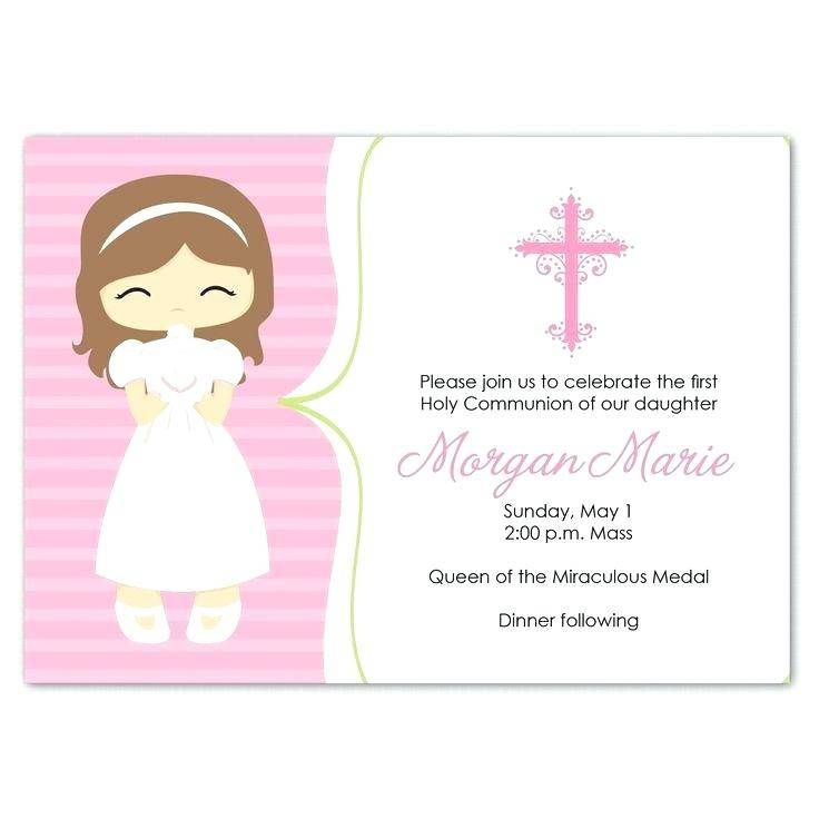 Printable Confirmation Invitation Templates