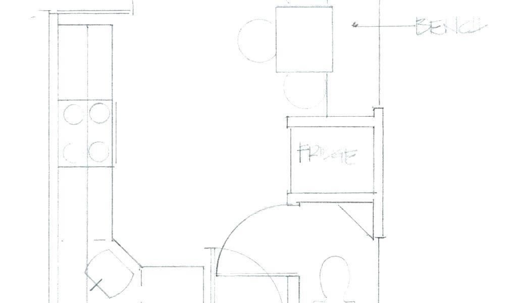 Printable Kitchen Cabinet Templates