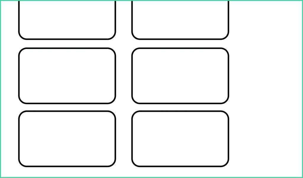 Printable Name Tag Template