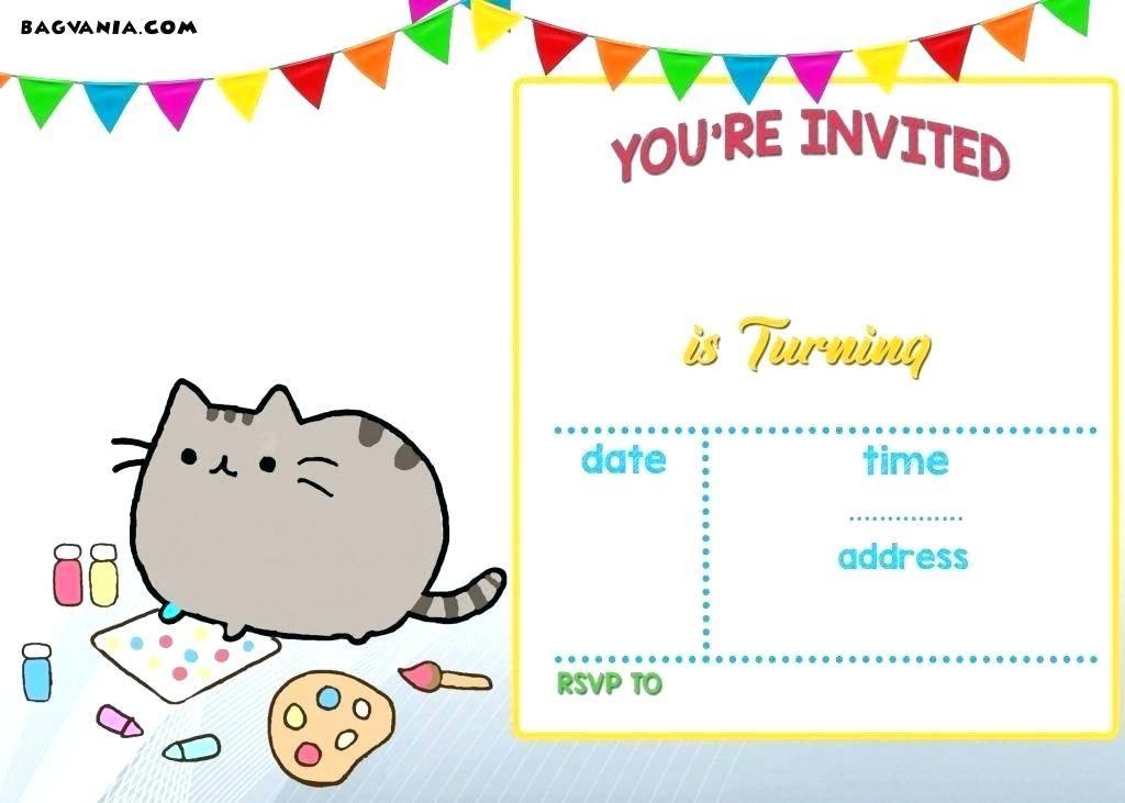 Printable Party Invite Templates