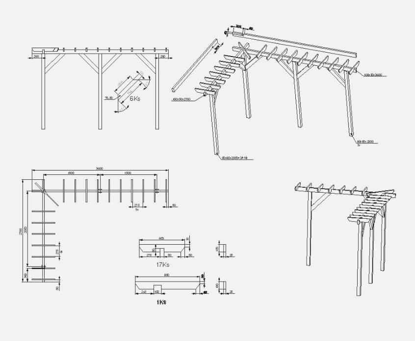 Printable Rafter Tail Templates