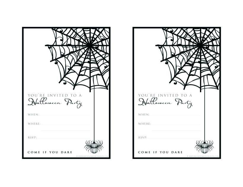 Printable Templates For Invitations
