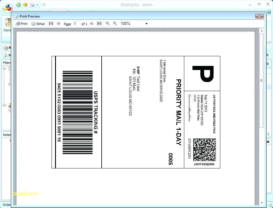 Printing Labels Microsoft Word 2010