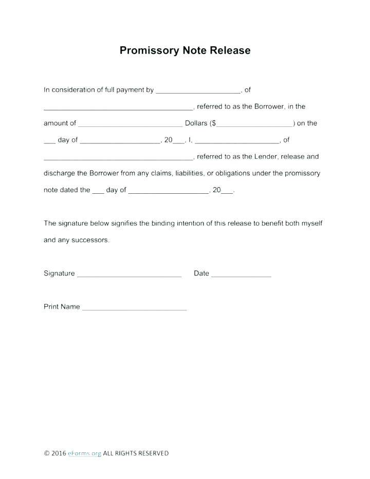 Private Mortgage Promissory Note Template