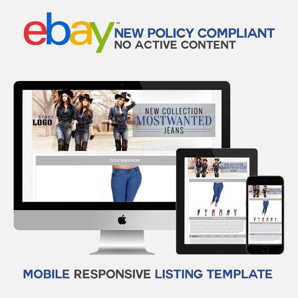 Professional Ebay Listing Templates Free
