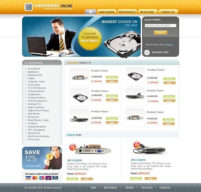 Professional Ebay Templates Free
