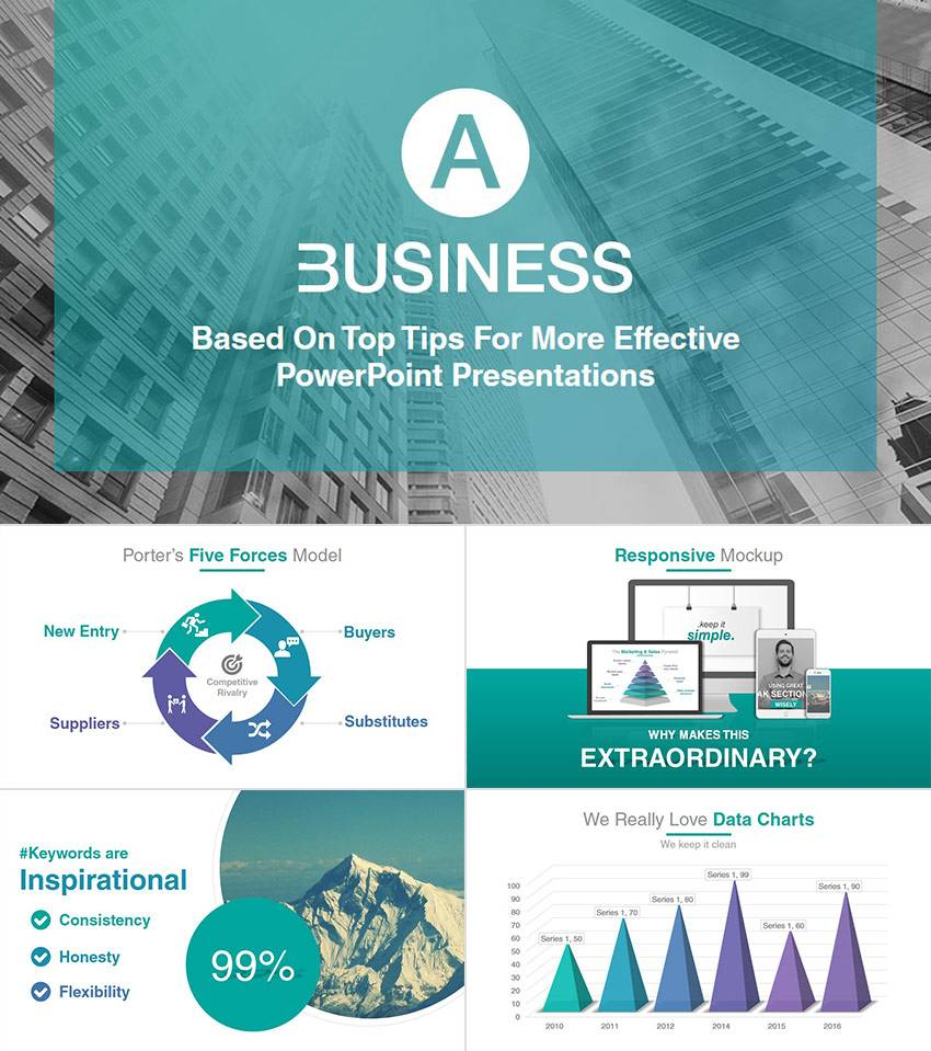 Professional Ppt Presentation Templates