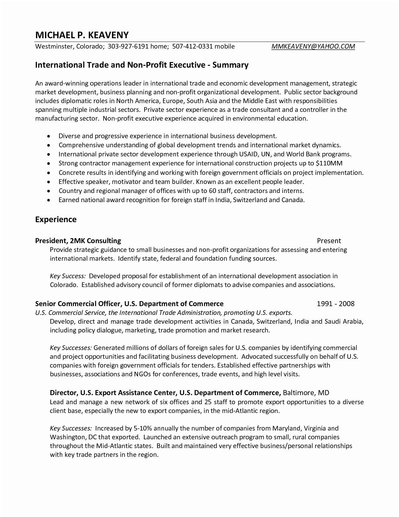 Professional Resume Template For Lawyers