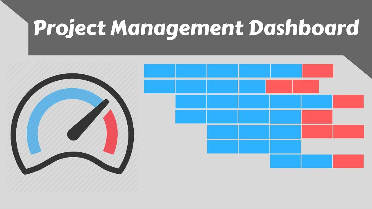 Project Management Dashboard Template In Excel