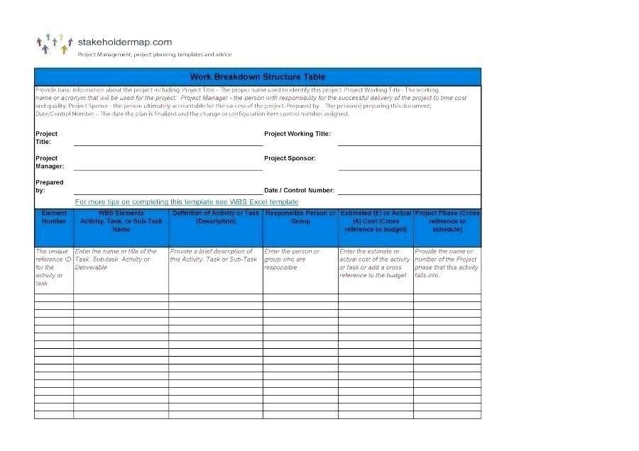 Project Proposal Layout Templates