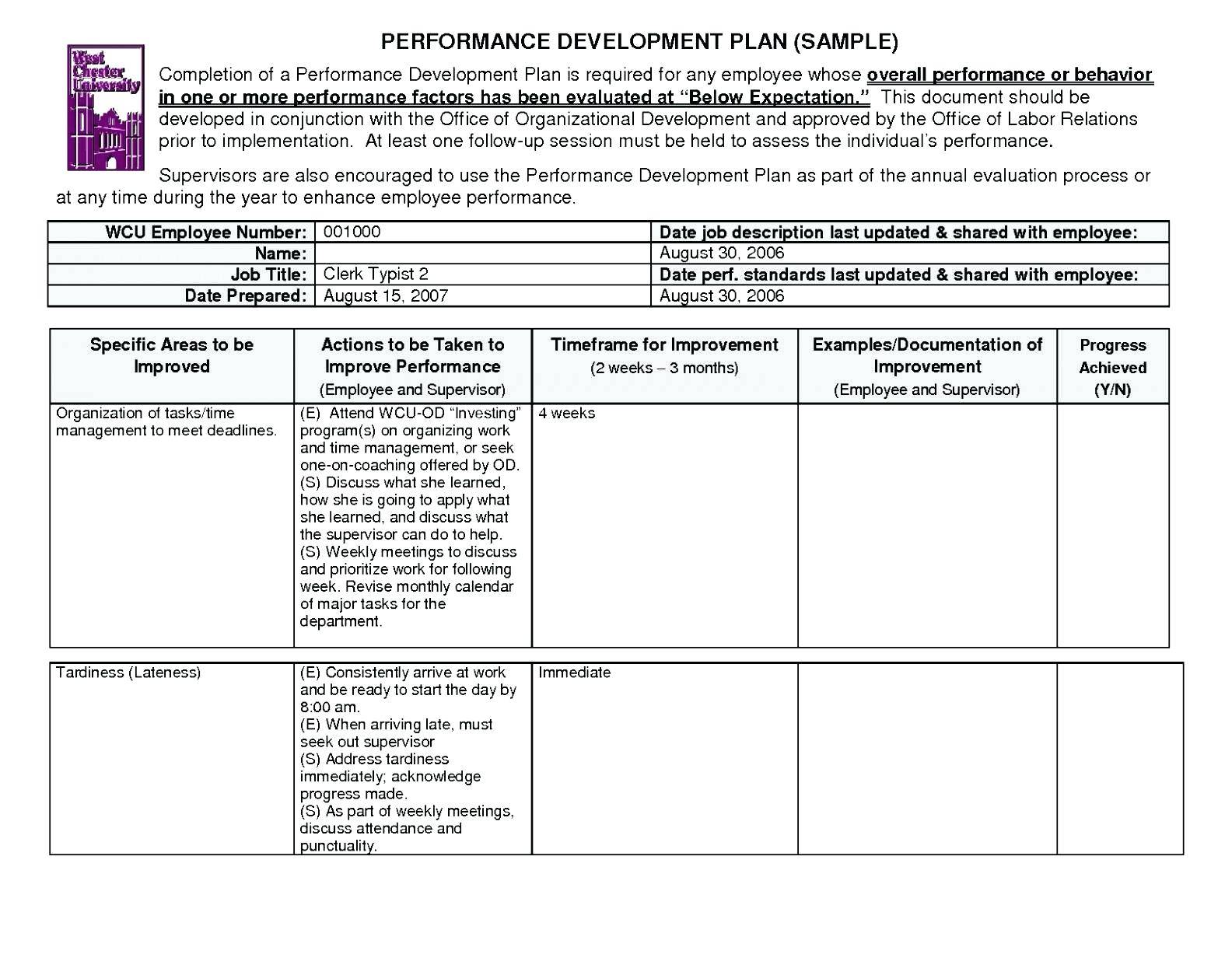 Project Report Sample Excel