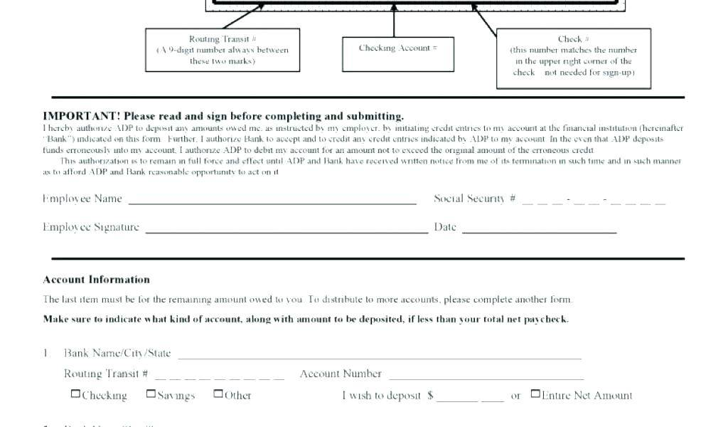 Projected Earnings Statement Template