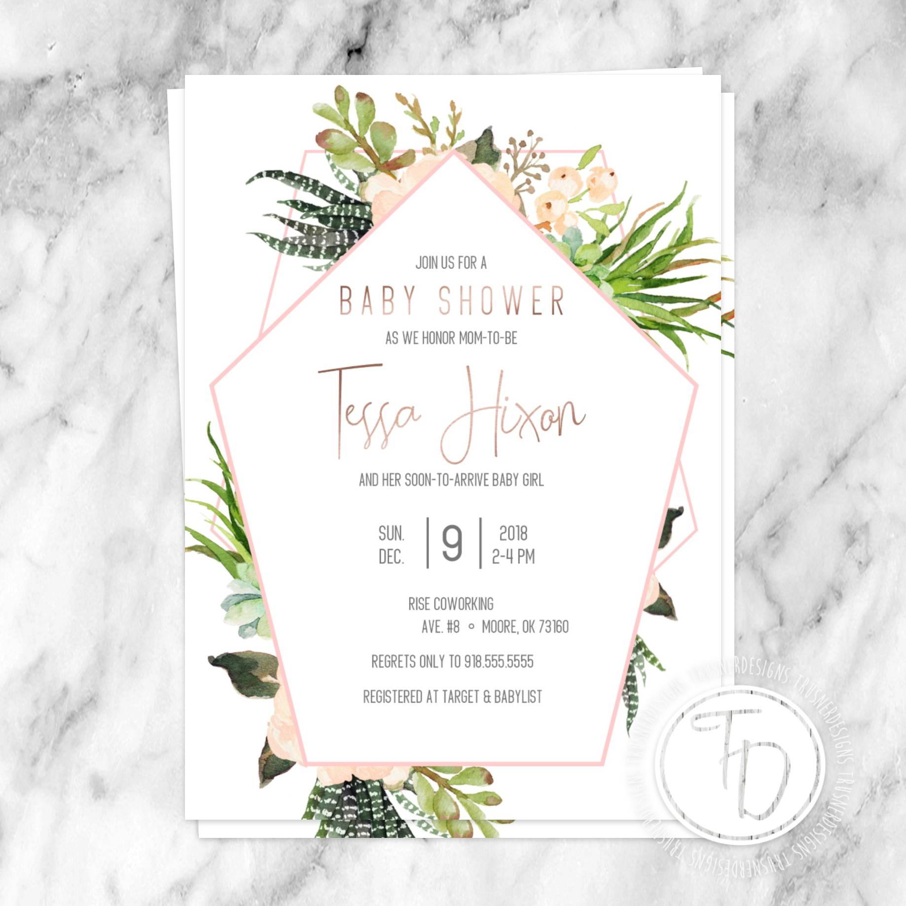 Prom Invitation Designs