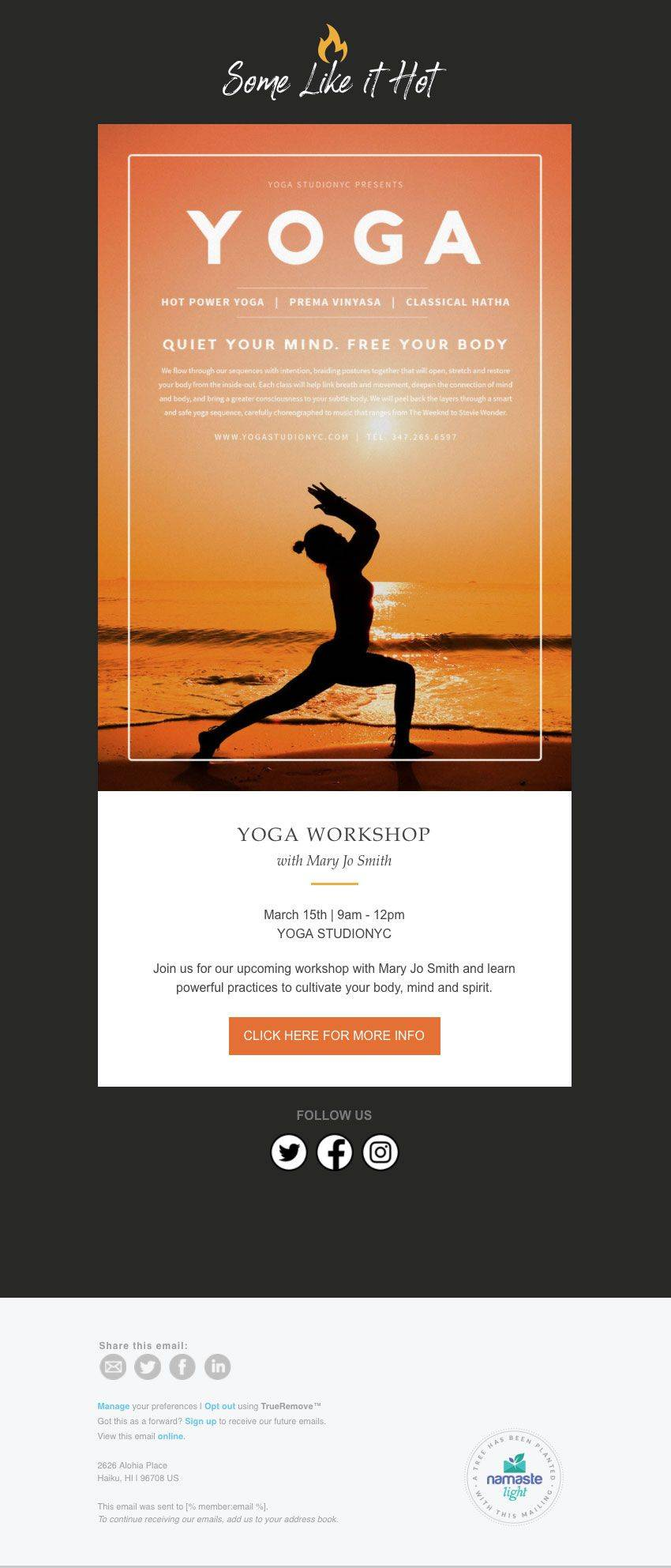 Promotional Email Templates