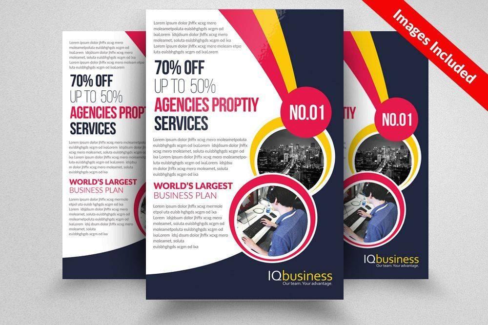 Promotional Flyer Samples