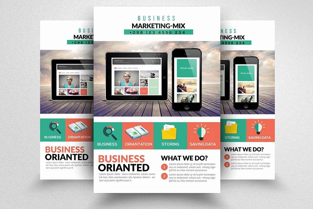 Promotional Flyer Templates
