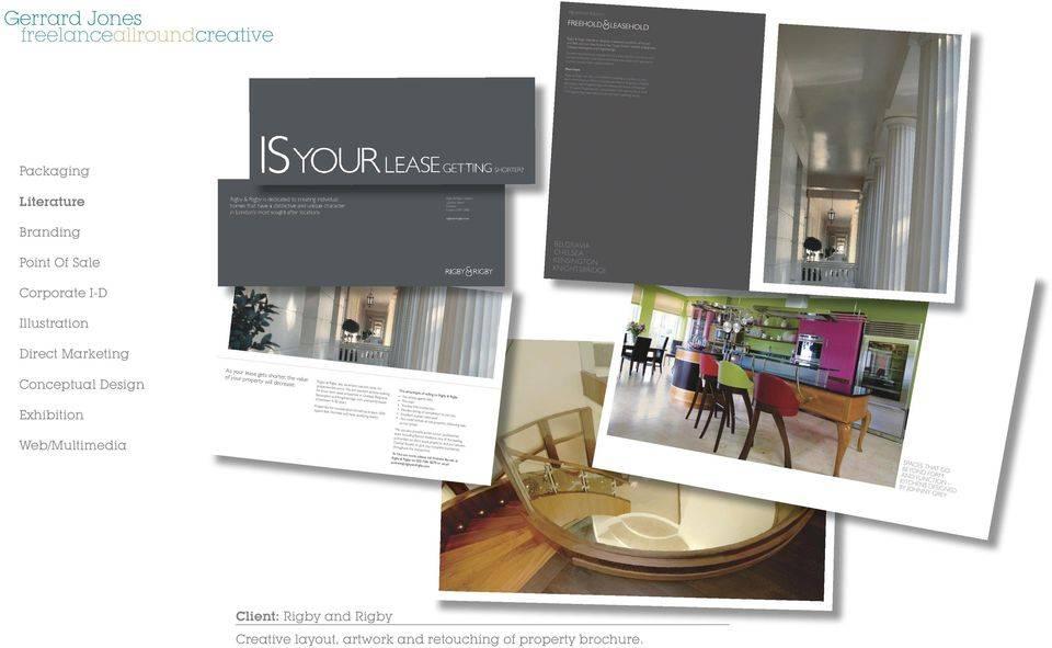 Property Brochure Layout