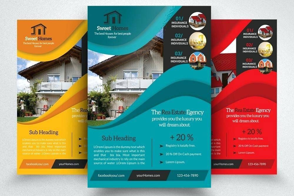 Property Brochure Template Uk
