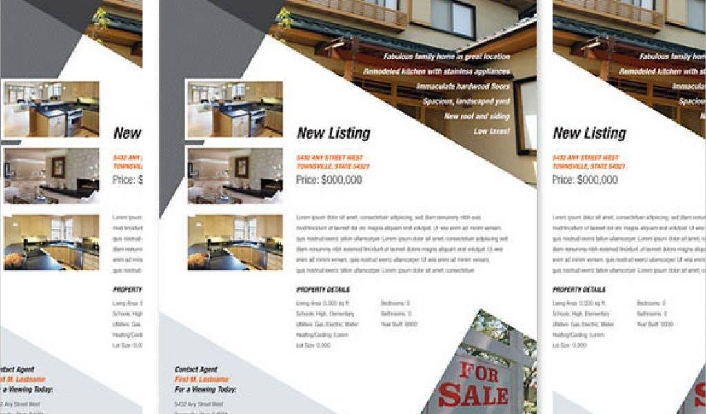 Property Brochure Template
