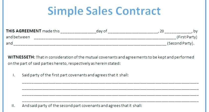 Property Sale Contract Template Uk
