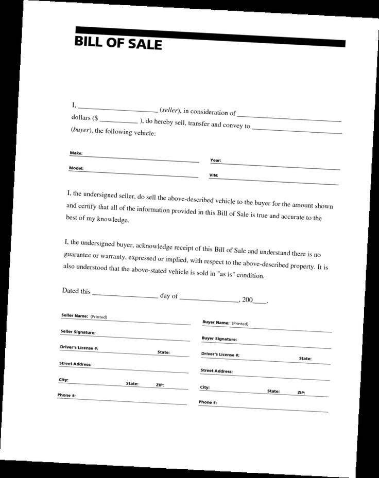 Property Sales Agreement Template