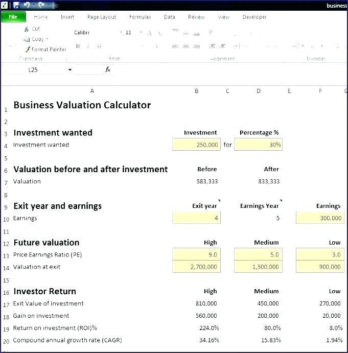 Property Valuation Report Format In Word
