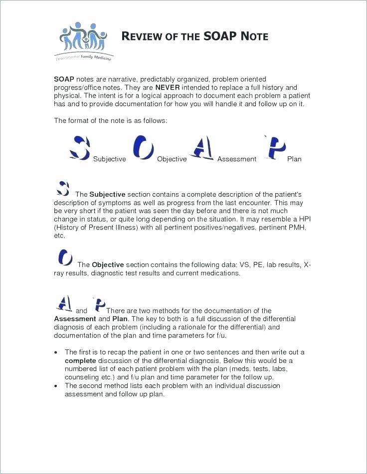 Psychological Progress Notes Sample