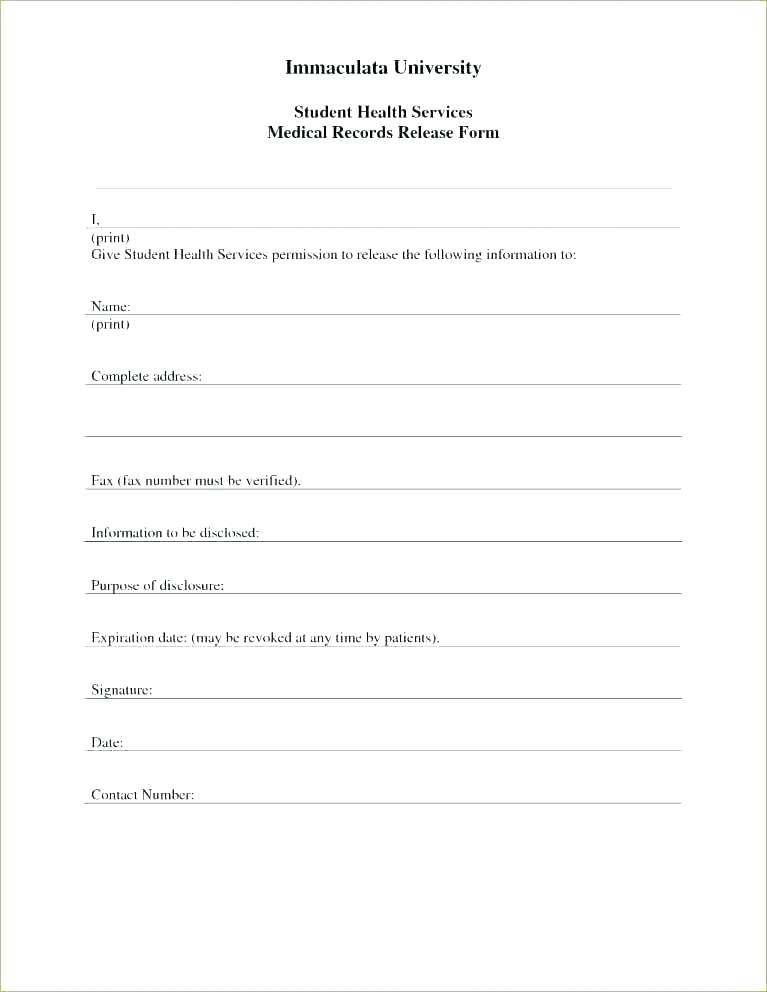 Psychotherapy Intake Form Template