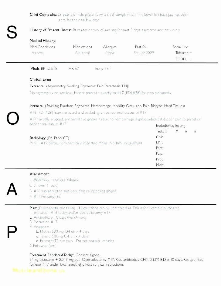 Psychotherapy Progress Notes Samples