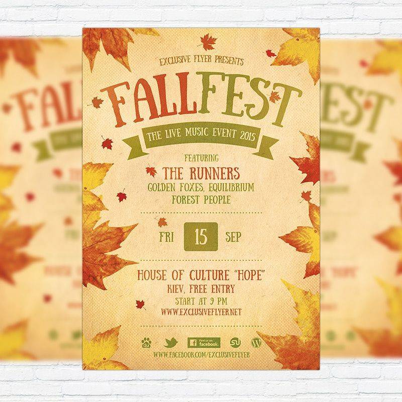 Publisher Event Flyer Templates Free
