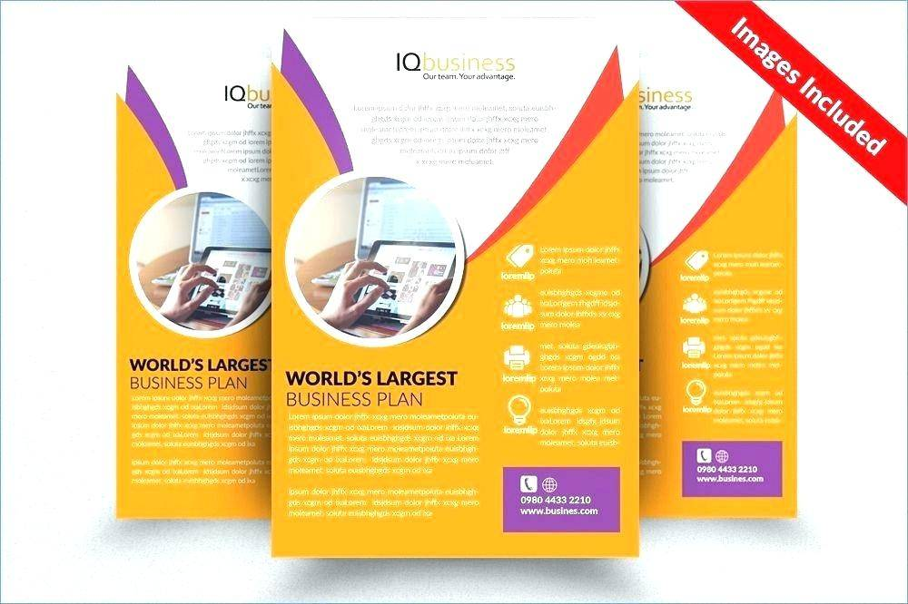 Publisher Templates For Brochures Free