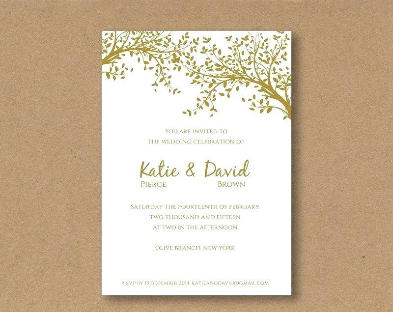 Publisher Templates For Wedding Invitations