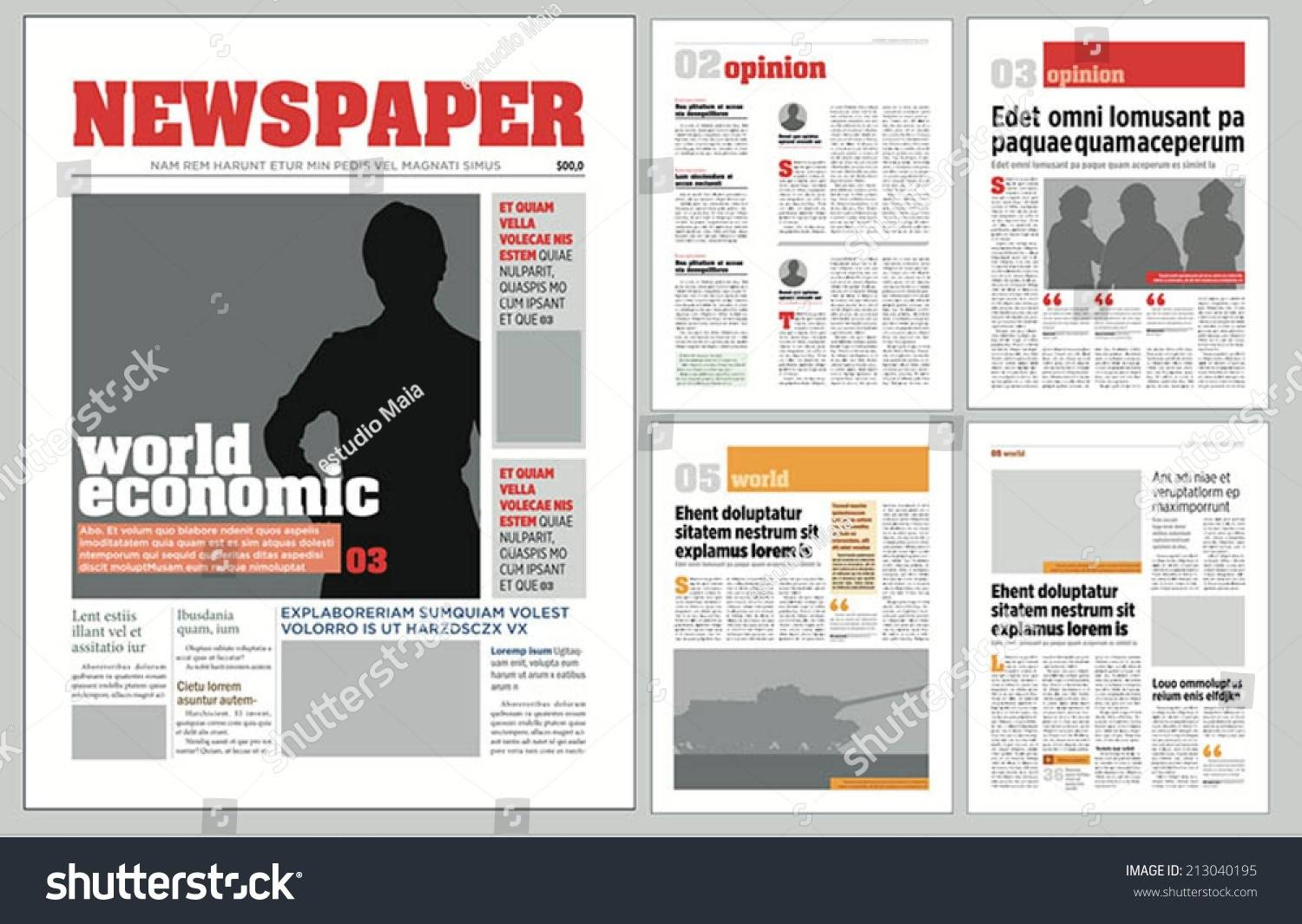 Publisher Templates Newsletter Download Free