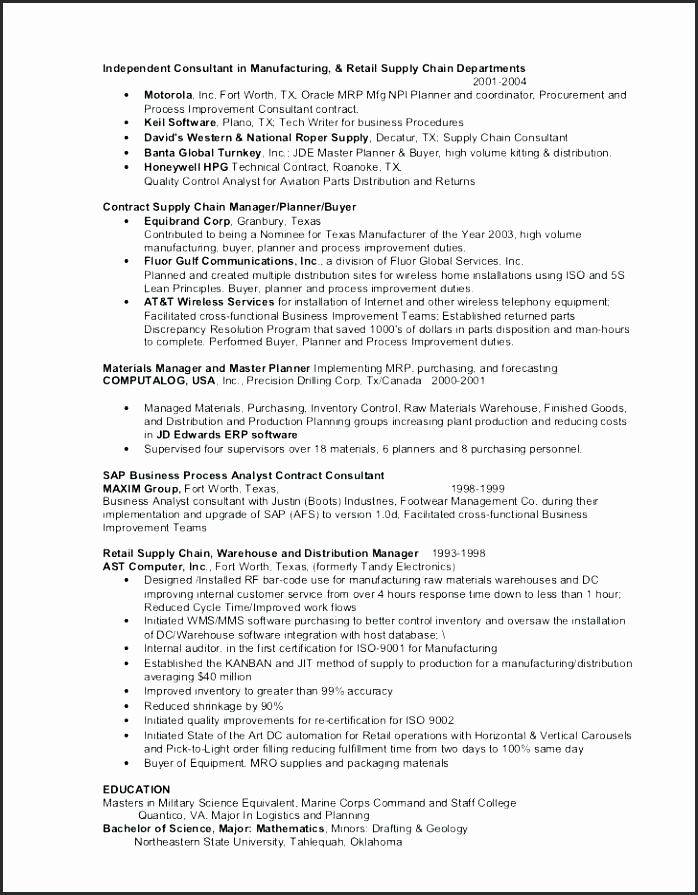 Purchasing Contract Template