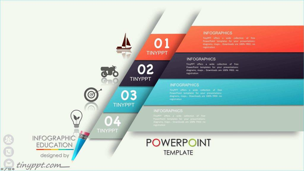 Quadro Animated Powerpoint Presentation Template Free Download