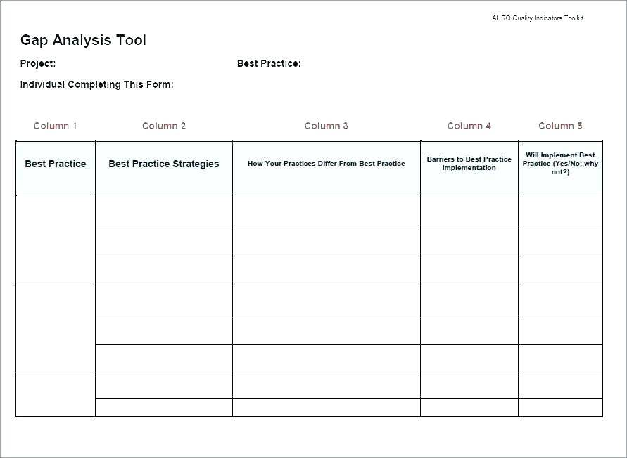 Quality Assurance Plan Template For Manufacturing