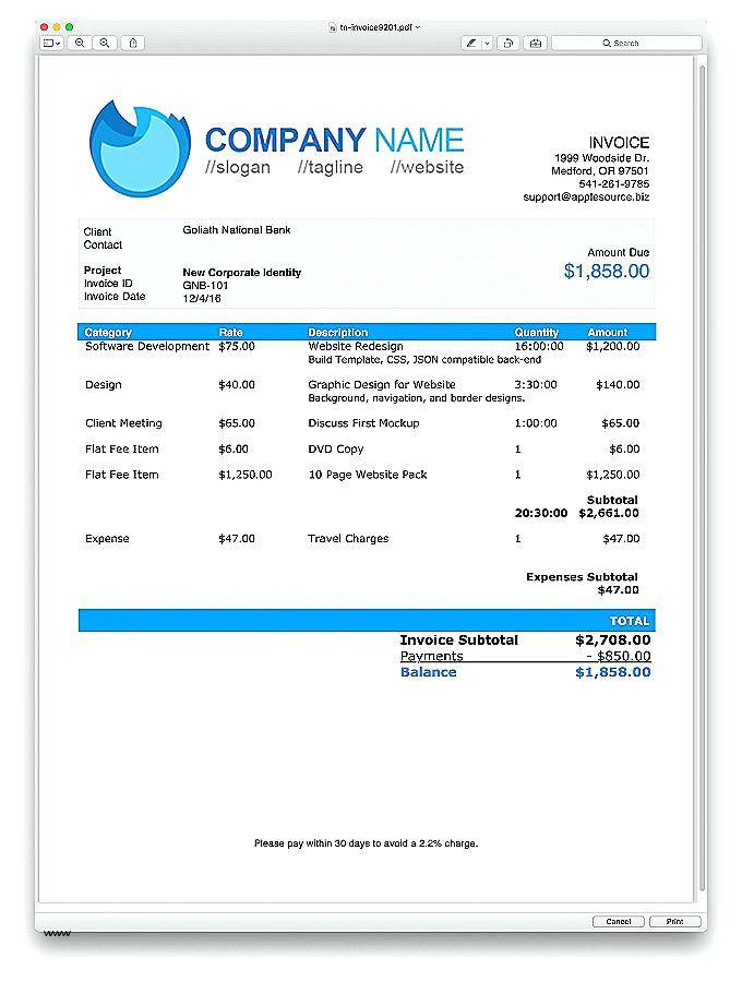 Quickbooks Online New Invoice Templates