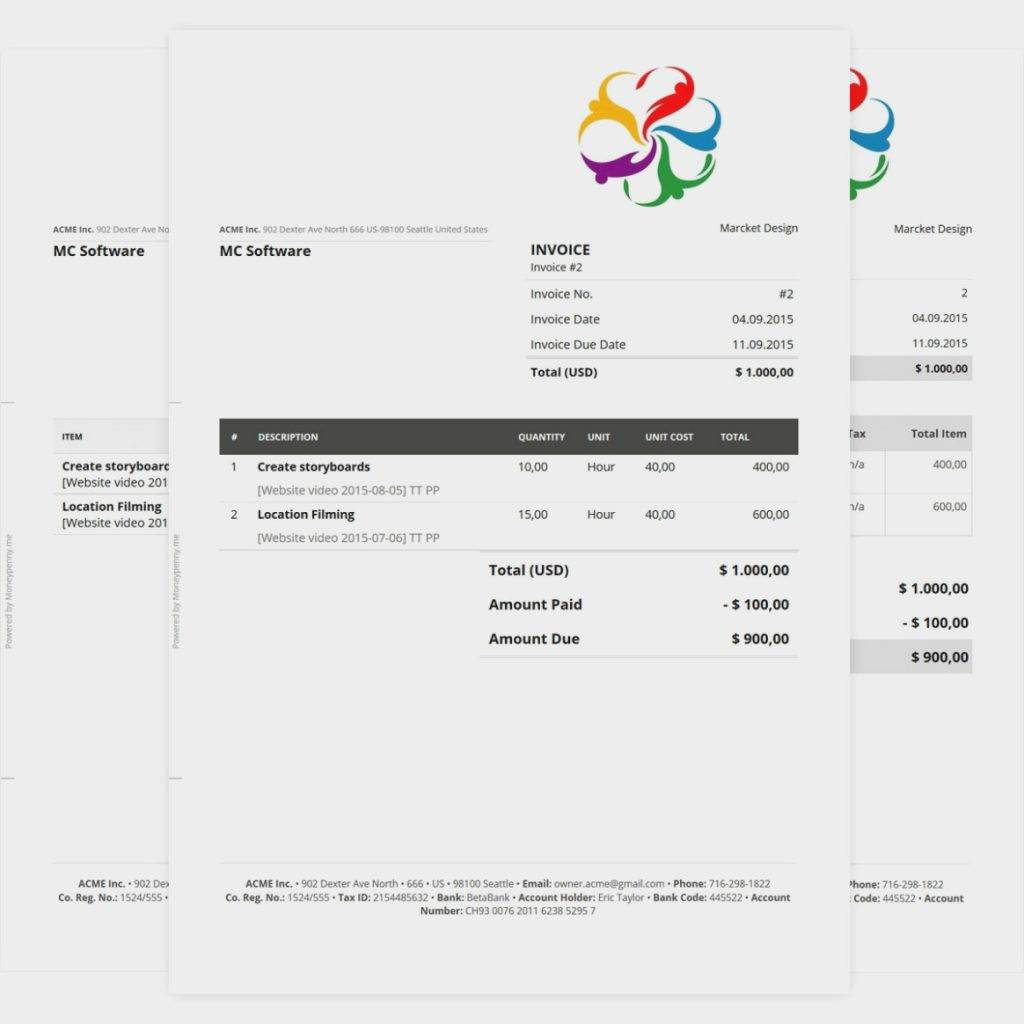 Quickbooks Templates Download Free