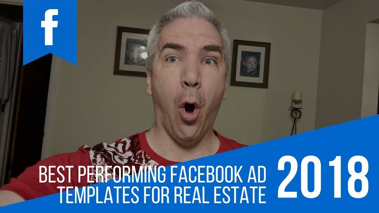 Real Estate Facebook Ad Templates