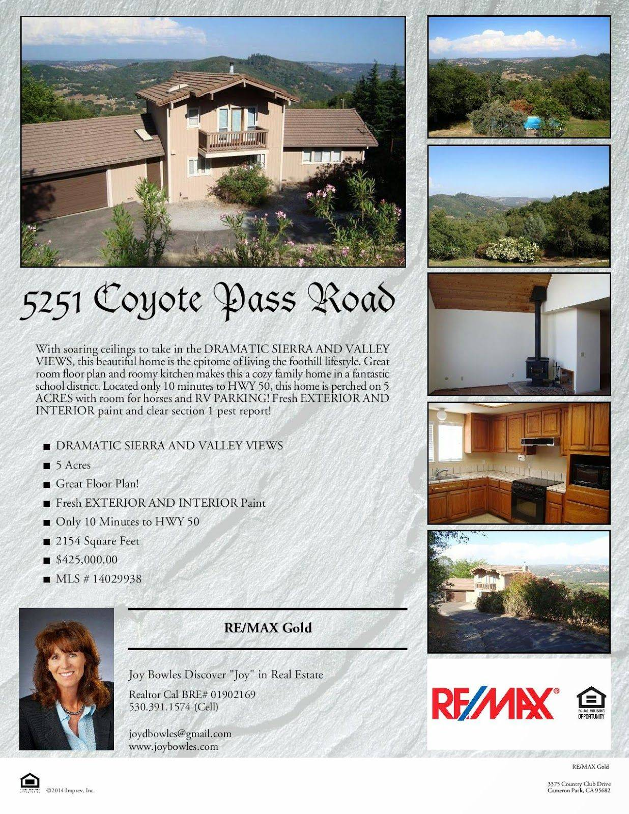 Real Estate For Sale Flyers Templates